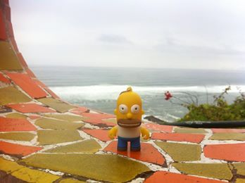 Homero el viajero en Lima