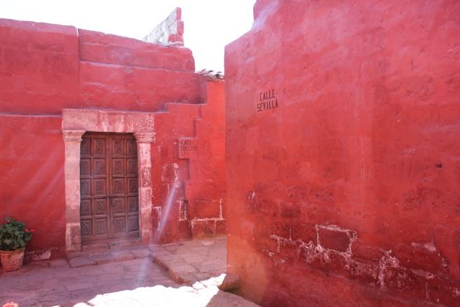 Convento de Santa Catalina, Arequipa
