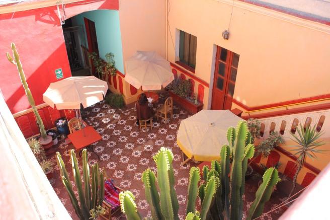 Posada del Virrey, Arequipa