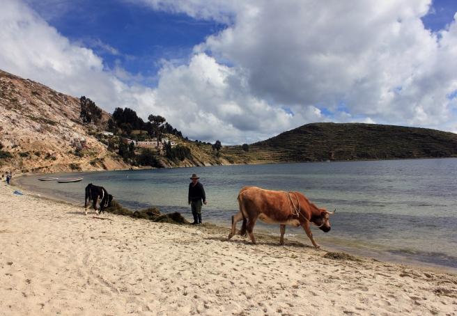 Playa de la Isla del Sol