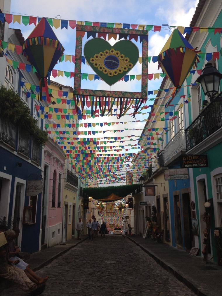 Pelourinho, centro de Salvador