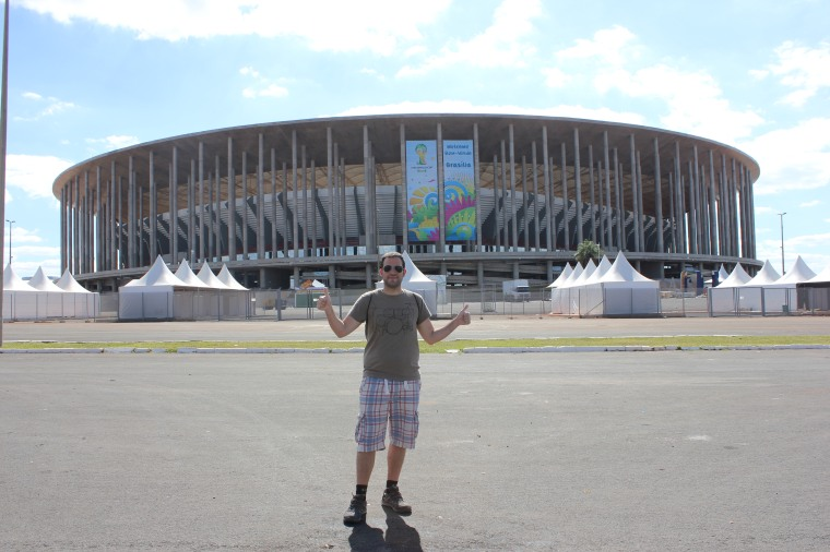 Estadio Garrincha
