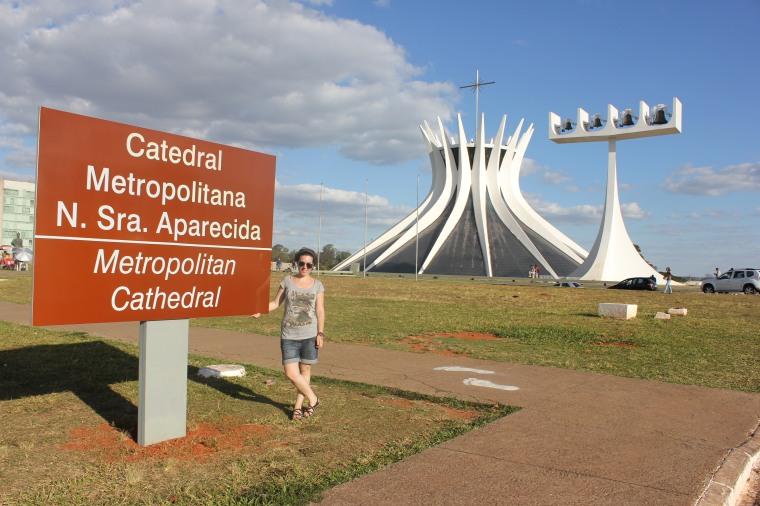 Catedral Metropolitana Brasilia