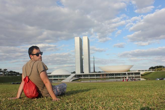 Palacio del Congreso de Brasilia