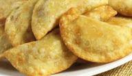 Empanada de mandioca