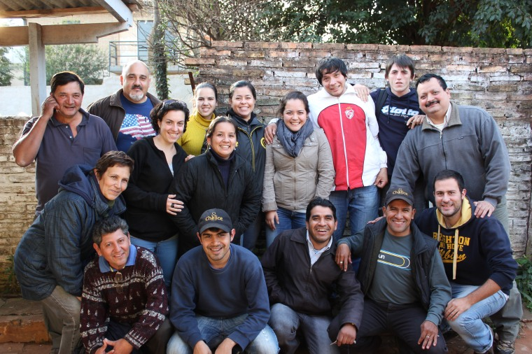 Equipo Proyecto Oñondivepa