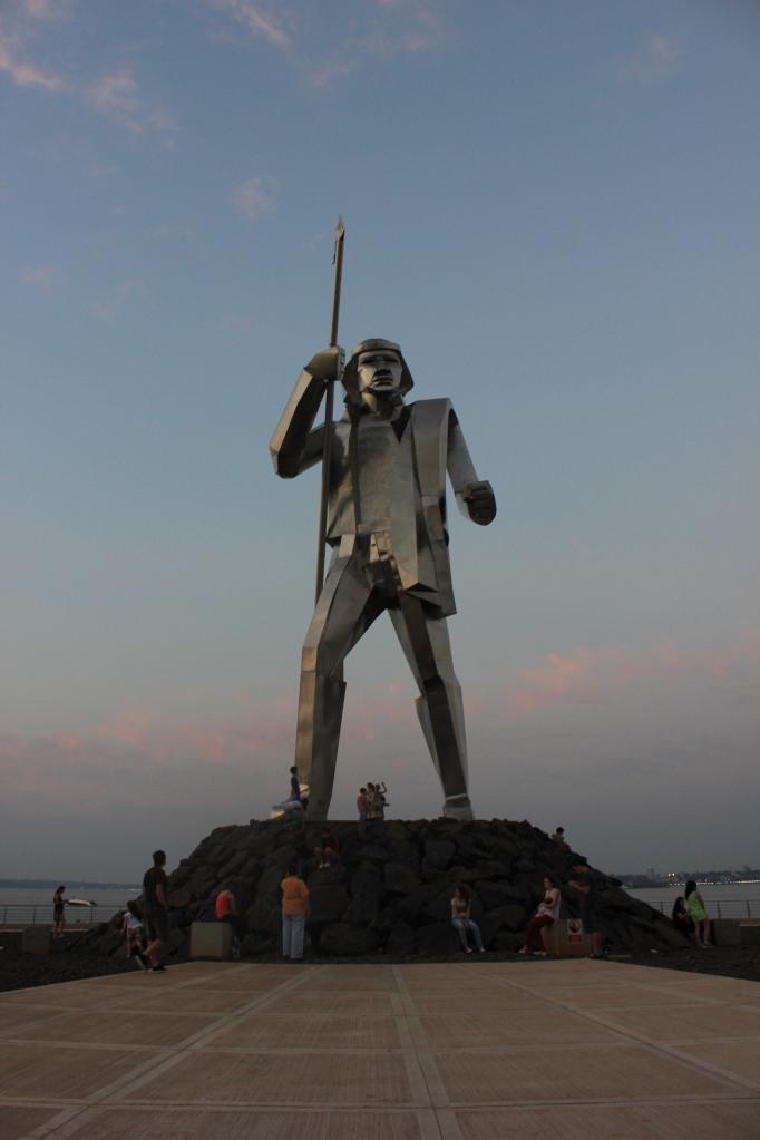 Estatua Andrés Guacurarí