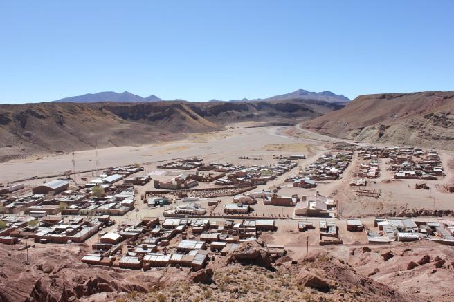 Viasta desde el Cerro