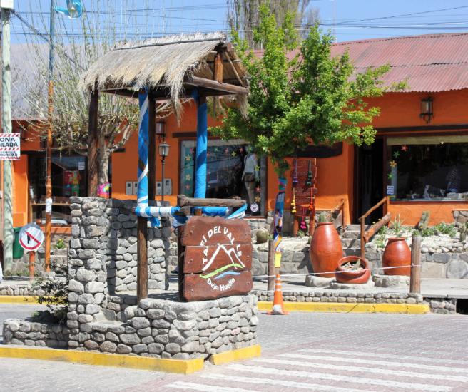 Centro de Tafi del Valle