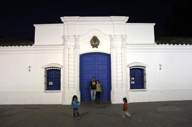 Casa de la Independencia, San Miguel de Tucumán.
