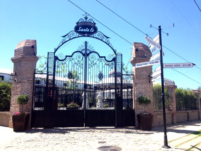 Fábrica de Cerveza Santa Fe