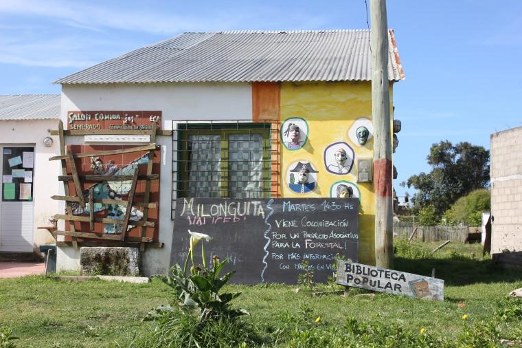 Centro cívico de Valizas