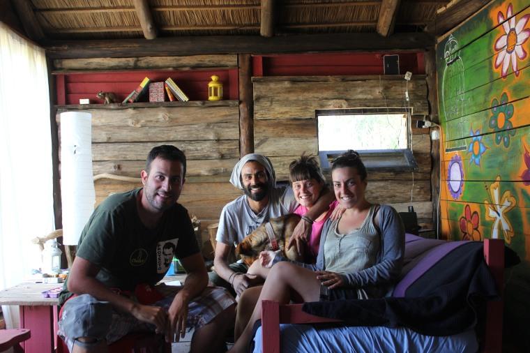 Con Nere, JuanPe & Lodi