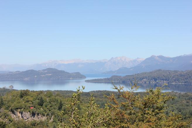 Vistas desde el Cerro Bayo