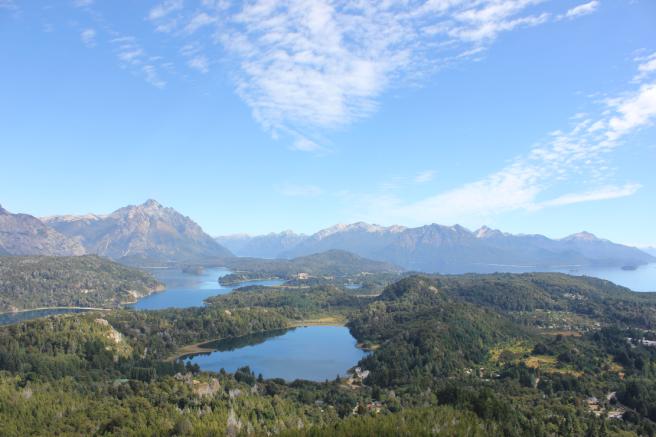 Vistas desde Cerro Campanario