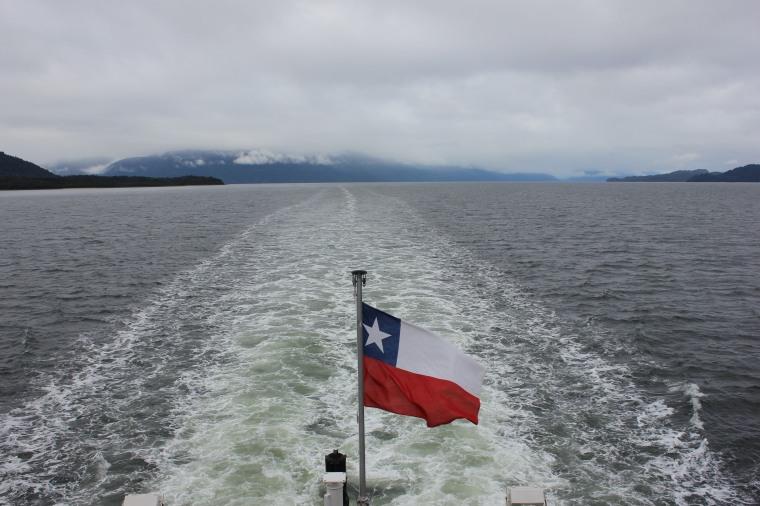 Camino a Chiloe
