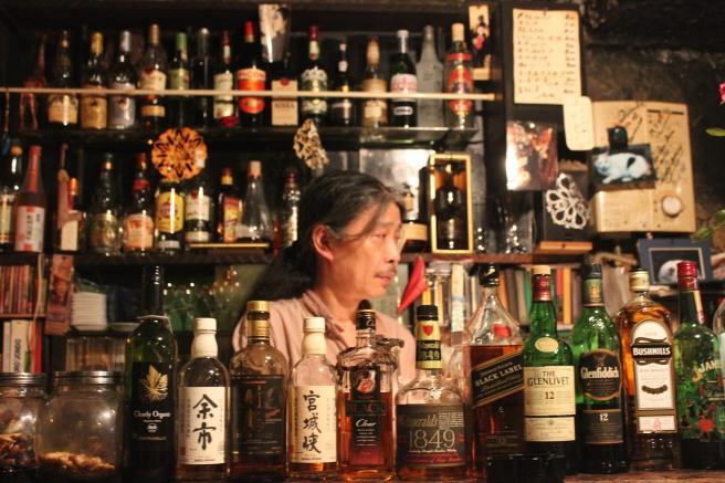 Bar del Golden gai