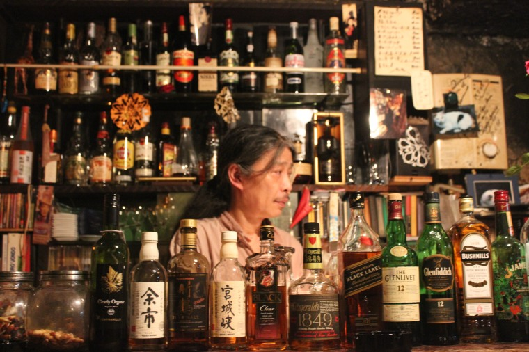 Bar del Golden gai