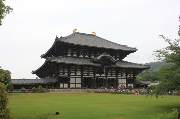 Todai-ji o Gran Buda de Nara