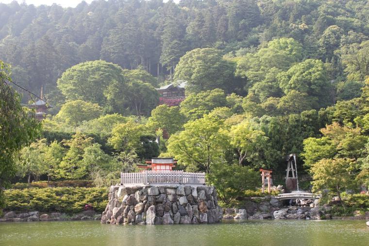 Templo de Katuo-ji, Minoh