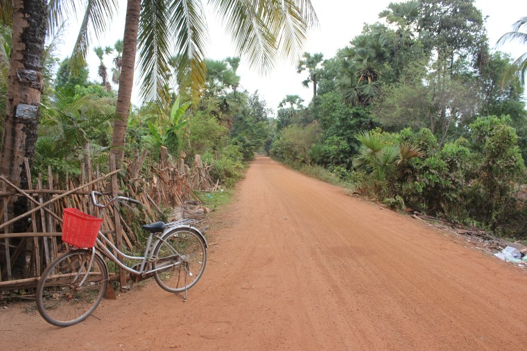Alrededores de Siem Reap