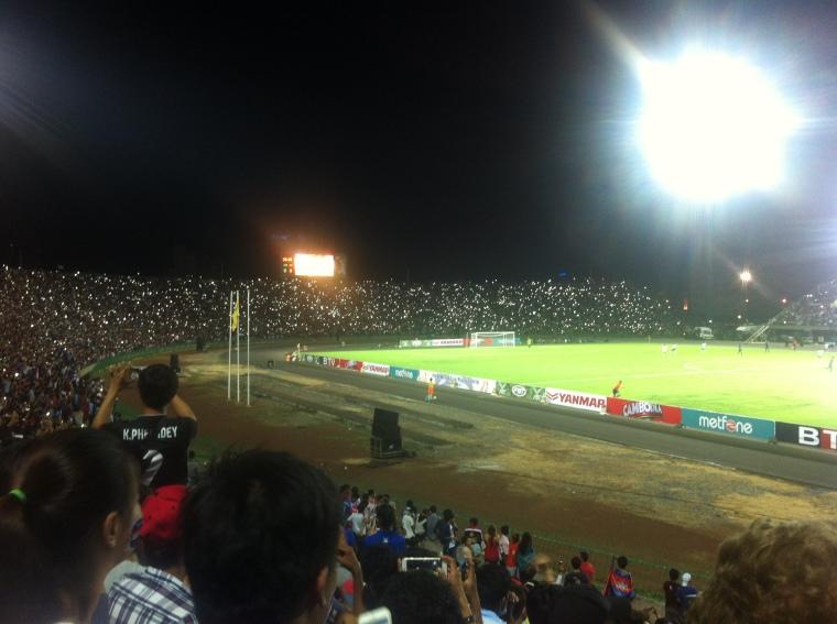 partido Camboya