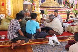 Templo de Phaung Daw Oo Paya